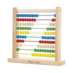 Melissa & Doug Melissa & Doug - Abacus Classic Wooden Toy Educational Toys - 4aKid