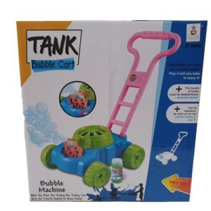Jeronimo Bubble Mower Interactive Toys - 4aKid