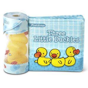 Melissa & Doug Melissa & Doug Float Alongs - Three Little Duckies Bath Toys - 4aKid