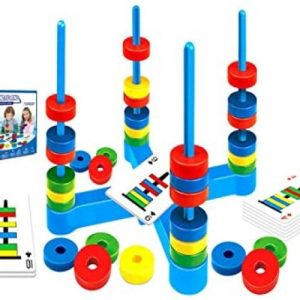 4aKid Magnetic Ring Game Interactive Toys - 4aKid