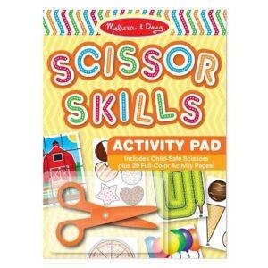 Melissa & Doug Melissa & Doug - Scissor Skills Activity Pad Educational Toys - 4aKid