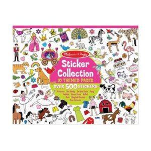 Melissa & Doug Melissa & Doug Sticker Collection - Pink Arts & Crafts - 4aKid