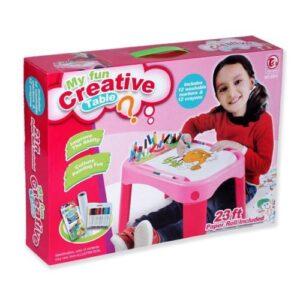 4aKid My Fun Creative Table Interactive Toys - 4aKid