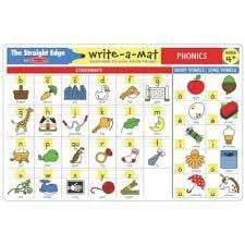 Melissa & Doug Melissa & Doug - Phonics Color-A-Mat Educational Toys - 4aKid