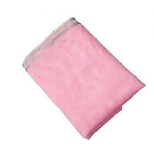 4aKid Sand-Free Mat - Small Pink Sand and Beach Toys - 4aKid