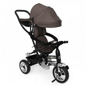 Stages Stroller Tricycle - Grey