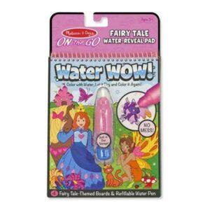Melissa & Doug Melissa & Doug - Water Wow! Fairy Tale Educational Toys - 4aKid