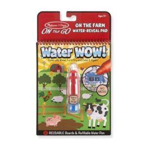Melissa & Doug Melissa & Doug - Water Wow! Farm Educational Toys - 4aKid