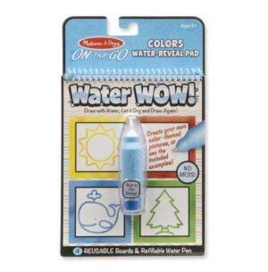 Melissa & Doug Melissa & Doug - Water Wow! Colours & Shapes Educational Toys - 4aKid