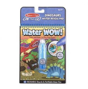 Melissa & Doug Melissa & Doug - Water Wow! Dinosaur Educational Toys - 4aKid