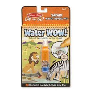 Melissa & Doug Melissa & Doug - Water Wow! Safari Educational Toys - 4aKid