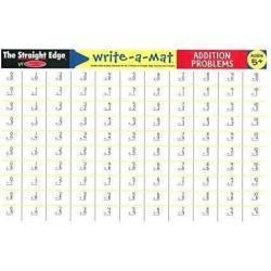 Melissa & Doug Melissa & Doug - Addition Color-A-Mat Educational Toys - 4aKid