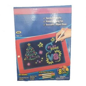 The front image of the magic pad packaging.
