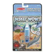 Melissa & Doug Melissa & Doug - Water Wow! Under The Sea Educational Toys - 4aKid