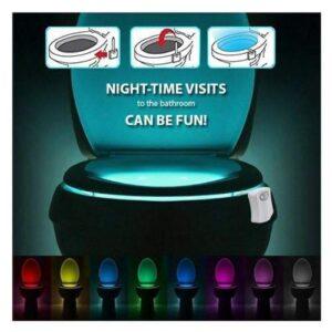 4aKid Lightbowl Toilet Light Night Lights - 4aKid